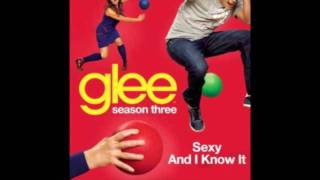 Watch Glee Cast Sexy And I Know It video