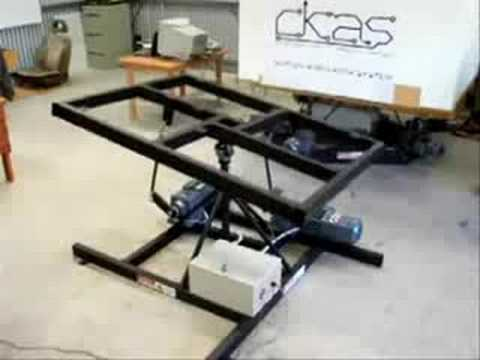 Ckas 2dof Or 6dof Motion Simulator For Rfactor Or Fsx 3