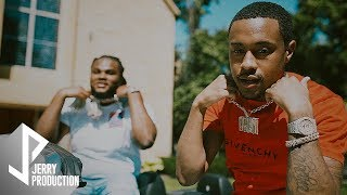 Tay B - 10 On Amiri (Official Video) Shot by @JerryPHD