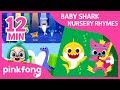 How Deep Is The Sea And More | Baby Shark Nursery Rhyme | +Compilation | Pinkfong Songs For Children