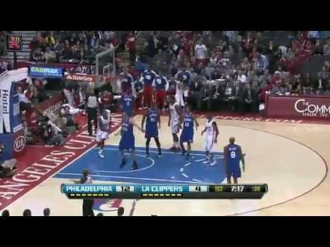 NBA CIRCLE - Philadelphia 76ers Vs LA Clippers Highlights 20 March 2013 www.nbacircle.com