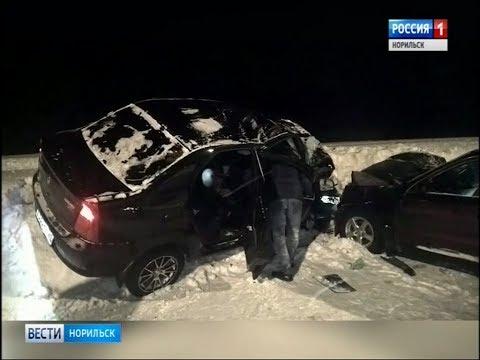 Вести Норильск 12 декабря 2017 года (вторник)
