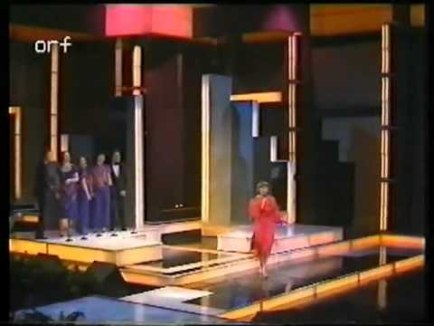 Eurovision 1982 - Switzerland - Arlette Zola - Amour on t'aime