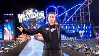 The Time I Sat Front Row at WrestleMania (Day 814)