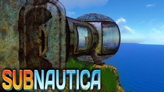 Subnautica - Rusty Abandoned Mountain Base Updates - S2:EP3 (Subnautica Early Access Gameplay)