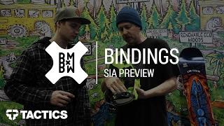 Bent Metal 2018 Snowboard Bindings | SIA Preview - Tactics.com