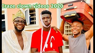 Craze clown comedy Vs  Mark Angel Videos 2019