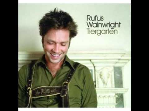 Rufus Wainwright - Tiergarten (Supermayer Lost In The Tiergarten Remix)