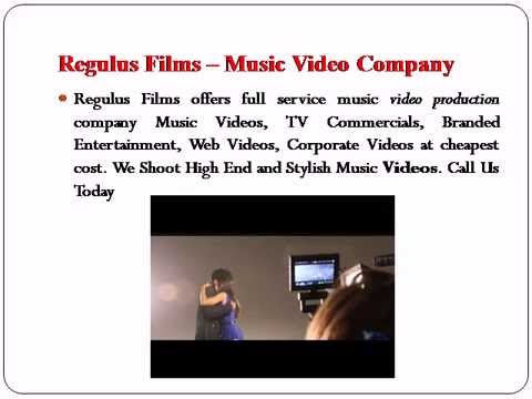 Miami Video Production - Regulus Films