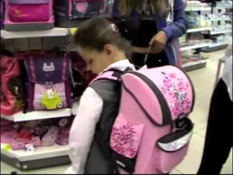 Видео как выбрать ранец