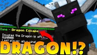 HOLD ME TEWTIY - Minecraft Dragons