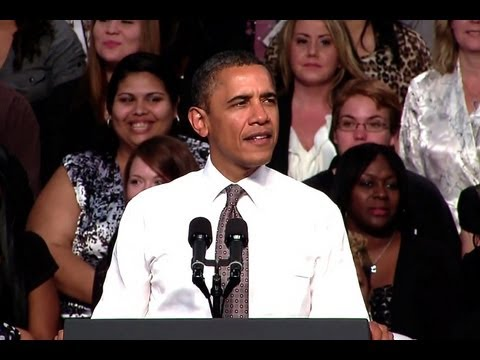 President Obama on Retaining Teachers and the American Jobs Act