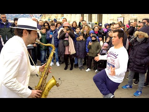 """Wake me Up"" - Avicii 