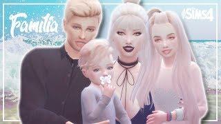 The Sims 4   Create a Sim- Family Staniecki