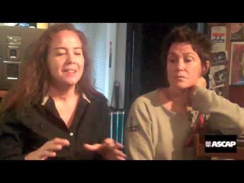 ASCAP Lesson - Wendy&Lisa on the Art of Collaboration