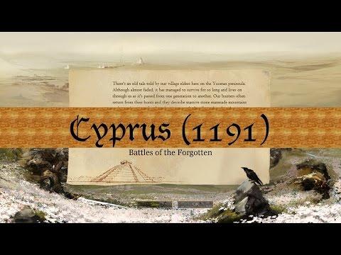 AoE II: HD - Cyprus (1191) - Battles of the Forgotten
