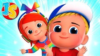 Non Stop Nursery Rhymes Collection For Kids & Children By Junior Squad