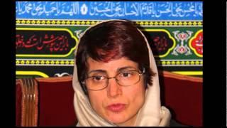 سخنرانی سرکار خانم نسرین ستوده، در مراسم شام غریبان فرادرمانگران - 13 آبان 1393