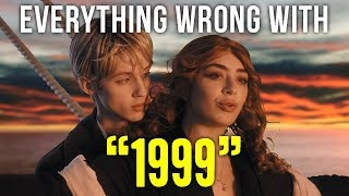 "Everything Wrong With Charli XCX & Troye Sivan - ""1999"""