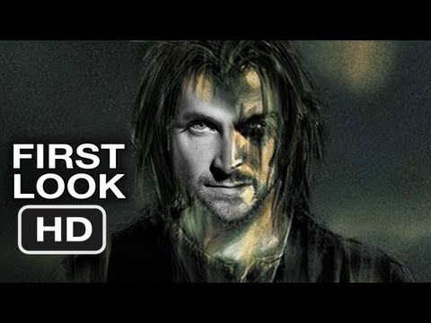 The Crow - First Look: Bradley Cooper as Eric Draven - Concept art by Diego Latorre - HD Movie