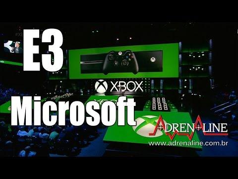 Conferência da Microsoft - E3 2015