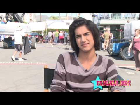 Avan Jogia Talks About Landing His Role on Victorious! Video