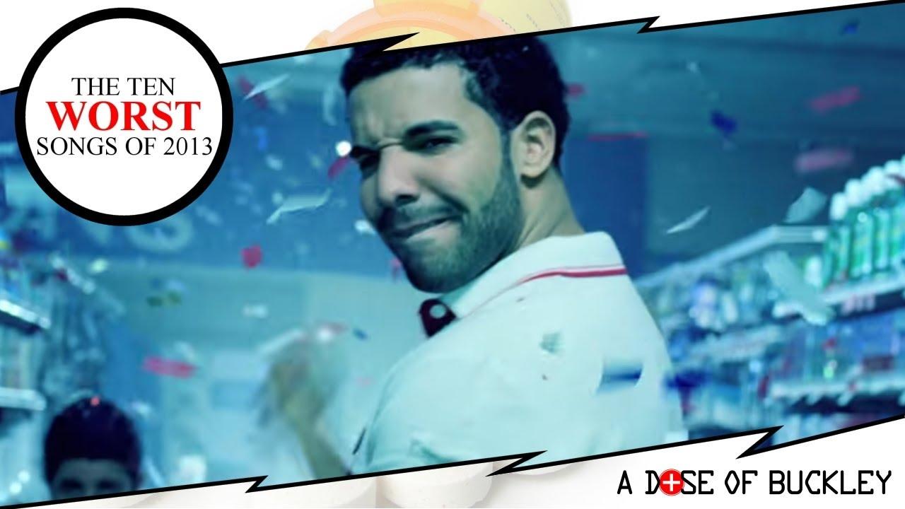 top 10 worst music videos 2013