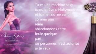 Selena Gomez - Undercover -Traduction Française
