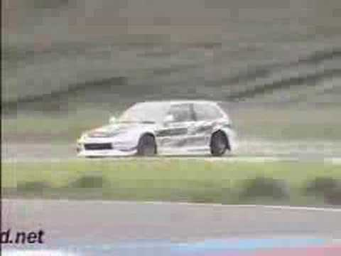 how to drift front wheel drive