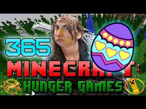 Minecraft: Hunger Games w Mitch Game 365 How To Find Secret Easter Eggs