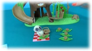 YooHoo and friends in English. Unboxing a Forest set from the cartoon YooHoo and his friends