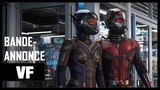 ANT-MAN ET LA GUÊPE - Bande Annonce #1 VF (2018)   CLIPDEFILM