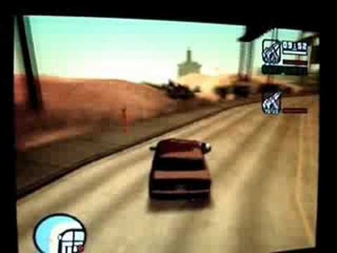 G.T.A. San Andreas : Trucchi Multiplayer
