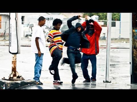 TURF FEINZ RIP RichD Dancing in the Rain Oakland Street | YAK FILMS