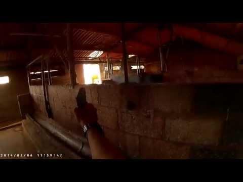 CQB: Sniper & Scotsman VS Glock & Grenade