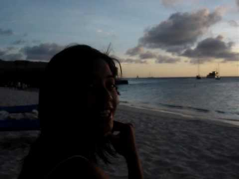 Sunset in Aruba Video