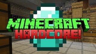 Hardcore Minecraft: Ep 15 - Skeleton Spawner Item Sorter!