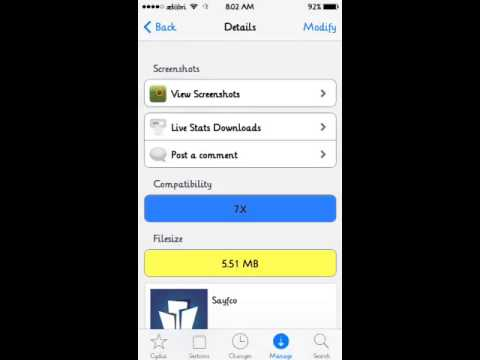 How to get airblue sharing ios 7 for free?!!!