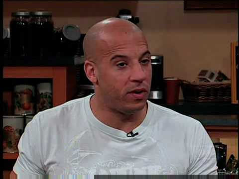 Vin Diesel on Dungeons and Dragons Music Videos