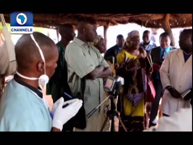 Network Africa: Kenyatta Appears At ICC As Ebola Fight Continues PT2