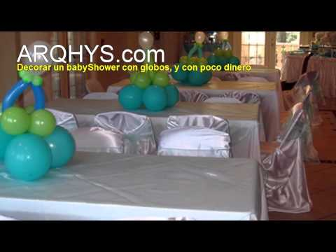 de baby shower econ mico ideas para decorar con poco dinero tu baby