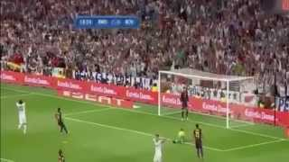 Real Madrid 2-0 Barcelona 2017