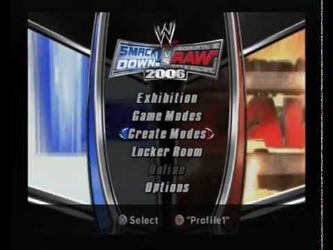 WWE Smackdown Vs Raw 2006 Soundtrack