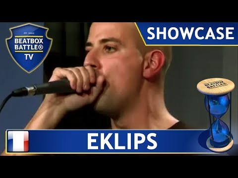 Eklips from France - Showcase - Beatbox Battle TV