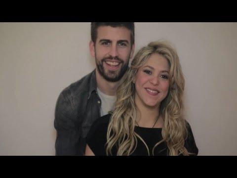 Shakira and Gerard Piqué's virtual baby shower