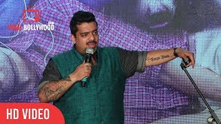 Jeeveshu Ahluwalia Stand Up Comedy At Shubhl Savdhan Trailer Launch