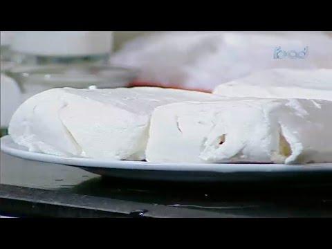 طريقه عمل الجبنه الحلوب في المنزل |  الشيف #محمد_فوزي#فوود
