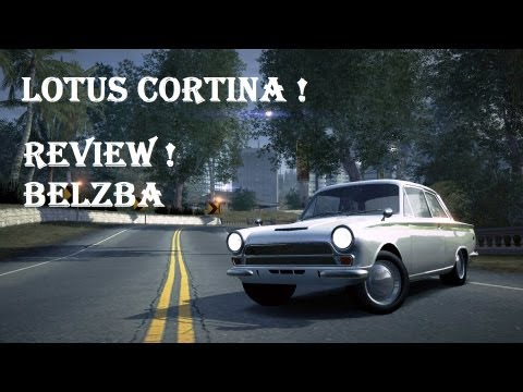 NEED FOR SPEED WORLD REVIEWS - FORD LOTUS CORTINA