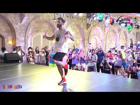 ANGELO RITO DANCE LESSON DEMO (Lebanon Latin Festival)