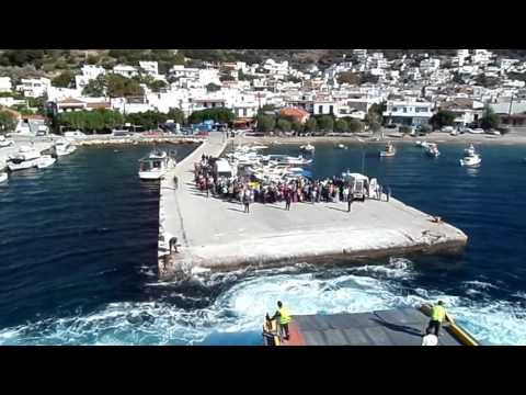 NISSOS MYKONOS - From Chios to Syros